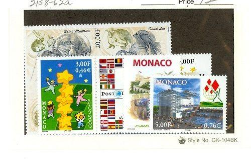 Monaco Scott 2158-2162a NH    [ID#427876]