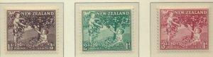 New Zealand Stamps Scott #B49 To B51, Mint Hinged - Free U.S. Shipping, Free ...