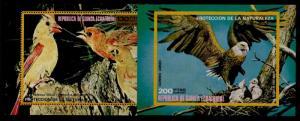 Equatorial Guinea MIBK 250-1 MNH Birds