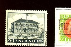 Iceland #273 Used VF Cat $23