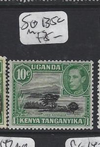 KENYA, UGANDA AND TANGANYIKA   (P0205B) KGVI 10C  SG 135C  MOG