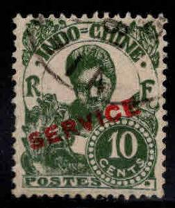 French Indo-China Scott o23 Used Official