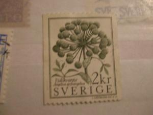 Sweden #1490 used (reference 1/10/2/6)