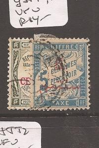 French Morocco Post Due Y&T T6,T10 VFU (10atp)