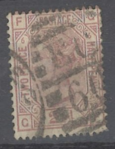 COLLECTION LOT # 2228 GREAT BRITAIN #67p6 1876 CV=$60