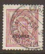 Azores #63 Used