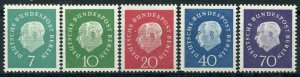 Berlin  Mi.# 182-6  Postfrisch