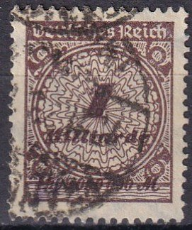 Germany #294 F-VF Used  (SU7722)