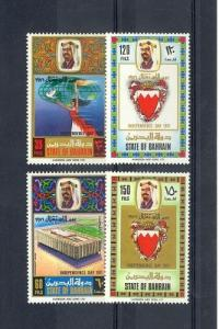 Bahrain Scott 182-185 NH    [ID#429726]