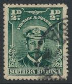 Southern Rhodesia  SG 1  SC# 1   Used   see details