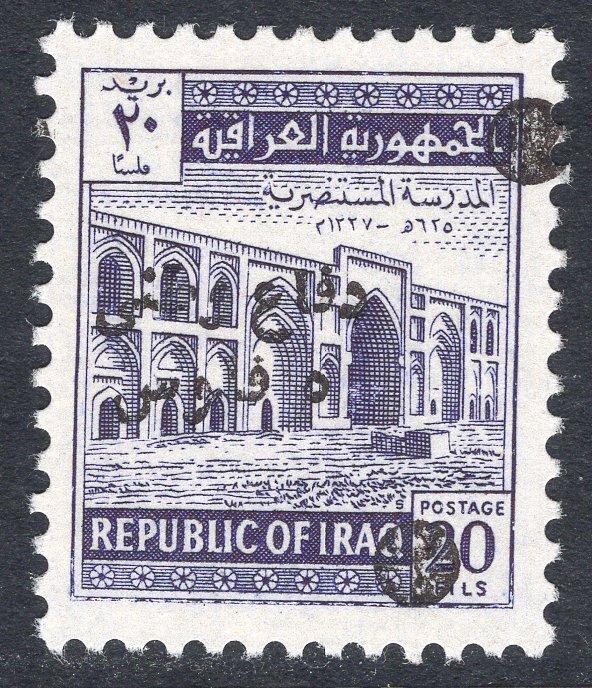 IRAQ SCOTT RA10