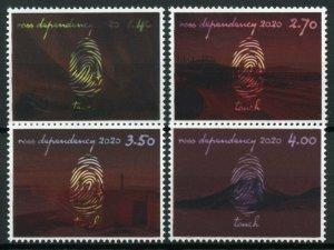 Ross Dependency NZ Exploration Stamps 2020 MNH Scott Base Seasons 4v Set