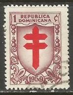 Dominican Republic RA28 VFU Z648-2