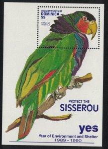 Dominica Imperial Amazon Bird MS SG#MS1505
