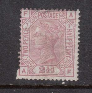Great Britain #67 Mint