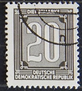 DDR, Germany, (1606-Т)