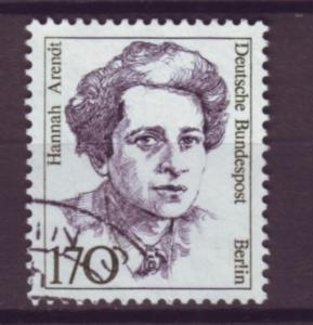 J20738 Jlstamps 1987-90 berlin germany a hv of set used #9n526 famous woman