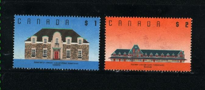 Can #1181-82   -1   used VF 1989 PD