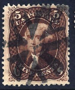 U.S. 75 Used FVF+ SCV$475.00 Nice (75-10)