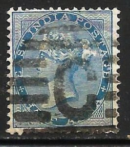 India 1855 Scott# 11 Used