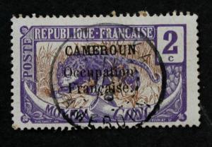 Stamp Cameroun Sc# 131 SON Cancel