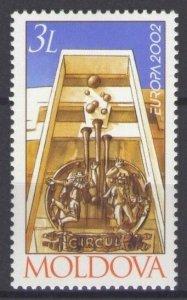 2002 Moldova 429 Europa Cept 2,50 €