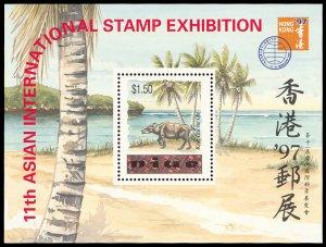 Niue 1997 Scott #694 Mint Never Hinged