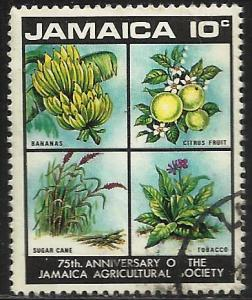 Jamaica 1970 Scott# 323 Used