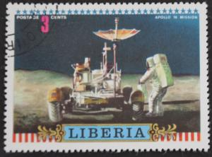 DYNAMITE Stamps: Liberia Scott #599 - USED