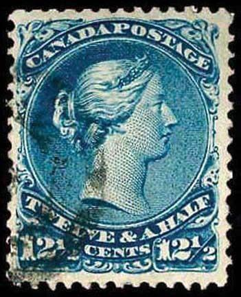 CANADA 28a  Used (ID # 83192)