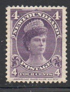 Newfoundland Sc 84 1901 4c Duchess of York stamp mint NH