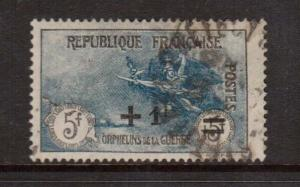 France #B19 Used