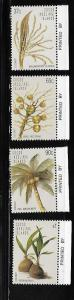Cocos Islands 1988 Life Cycle of Coconut MNH A604