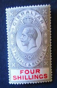 Gibraltar #73 Mint Hinged- (AZ8) WDWPhilatelic!