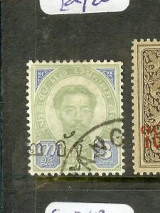 THAILAND (P1502B) KING SAKSERM 30A  VFU