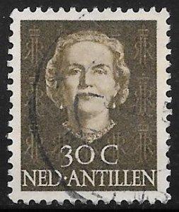 [16943] Netherlands Antilles # 224 Used
