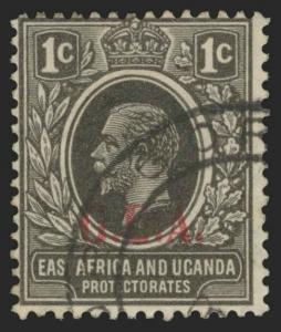 Tanganyika Scott 8-9 Gibbons 72-73 Used Set of Stamps