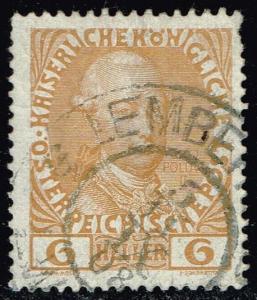 Austria #114a Leopold II; Used (0.80)