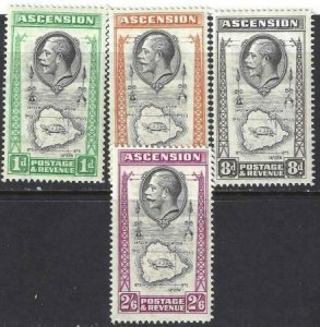 Ascension 1934 SC 23-32 MLH SCV $161.00 Set