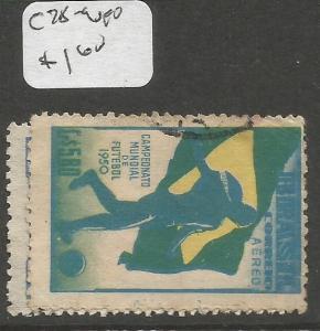 Brazil SC 28-9 VFU (7csf)