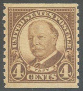 US Scott #687 Mint, FVF, NH