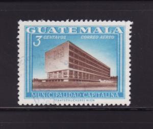 Guatemala C279 U City Hall Building