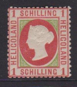 Heligoland Sc#11 Reprint - MH