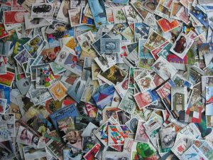 Norway collection 450 different used, includes nice modern commemoratives!