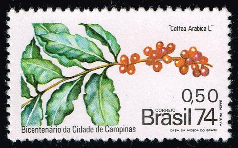 Brazil #1366 Branch of Coffee Plant; MNH (1.25)