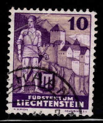 LIECHTENSTEIN Scott 138 Used stamp