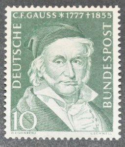 DYNAMITE Stamps: Germany Scott #725 – MNH