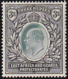 East Africa Uganda 1904-1907 SC 27 MLH