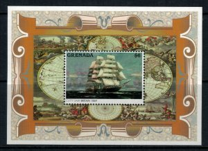Grenada #2562* NH  CV $5.25  Cutty Sark Souvenir Sheet