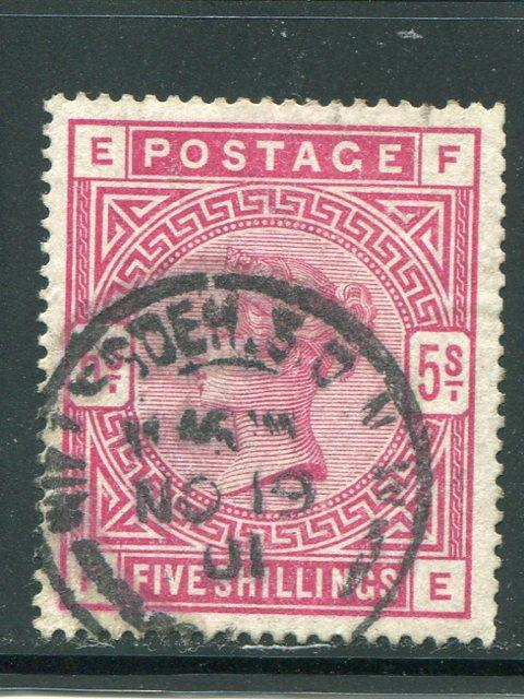 Great Britain # 108 Used VF No Faults CDS